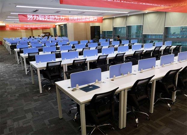 现代简约二手电脑桌办公桌工位桌