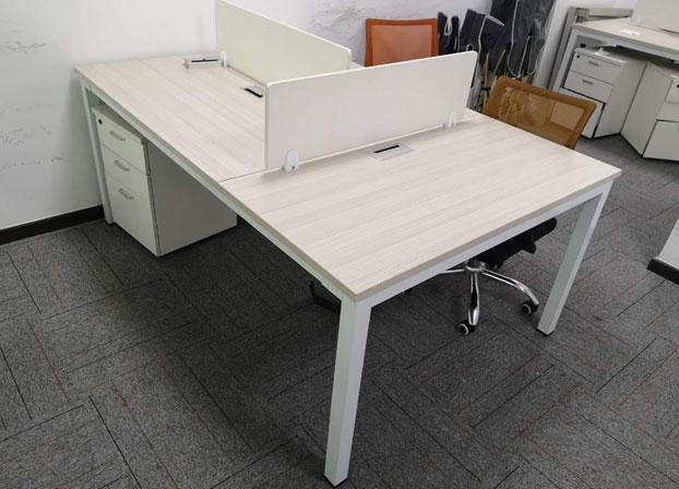 办公桌员工桌隔断职员桌简约现代办公桌