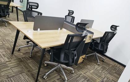合步二手会议桌安装服务案例——南山张总