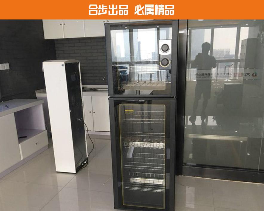 合步二手办公家具网,二手消毒柜,家用办公两用立式消毒柜