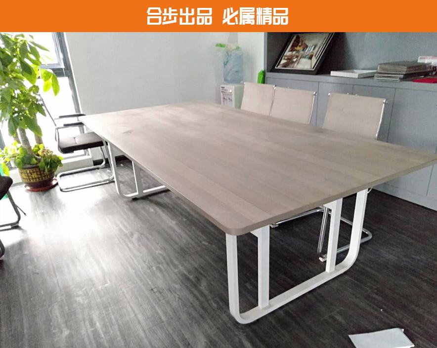 办公家具办公桌板式长方形大型会议桌长桌简约现代