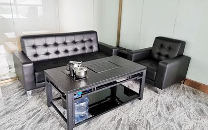 合步二手办公家具安装服务案例——观澜袁先生