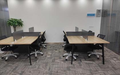 合步二手办公家具安装服务案例——南山张小姐