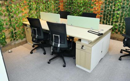 合步二手办公家具安装服务案例——福田王小姐