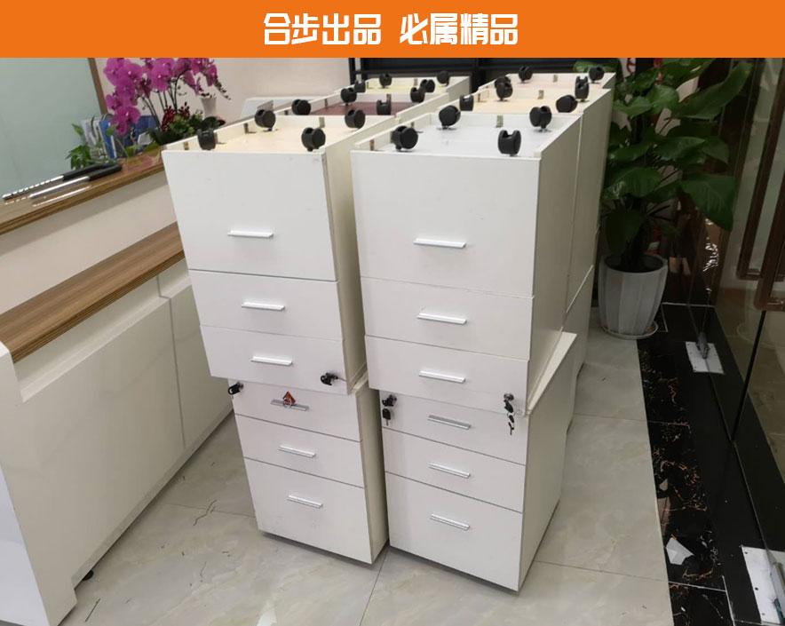办公文件柜档案柜资料矮柜储物柜带锁