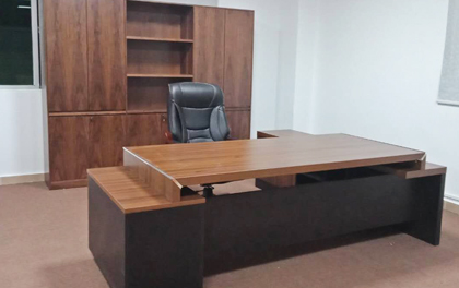 合步二手办公家具安装服务案例——互联网类公司杨先生