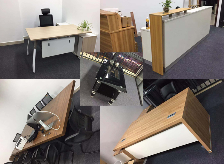 合步二手办公家具网,二手会议桌,大班台,经理桌,玻璃茶几,前台桌