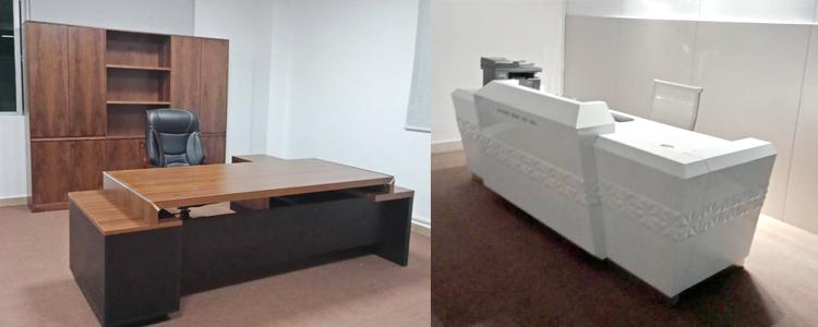 合步二手办公家具网,二手大班台,文件柜,二手前台桌