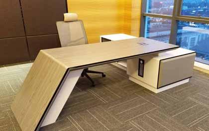合步二手办公家具安装服务案例——龙岗薛先生