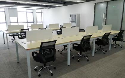 合步二手办公家具安装服务案例——南山  朱总