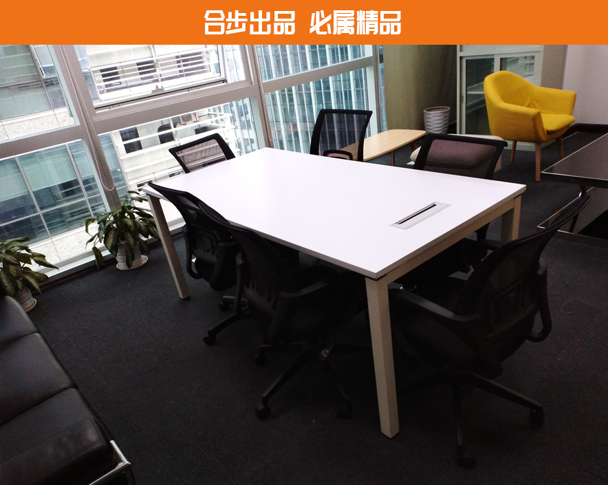 办公家具老板桌简约现代大班台老板办公桌