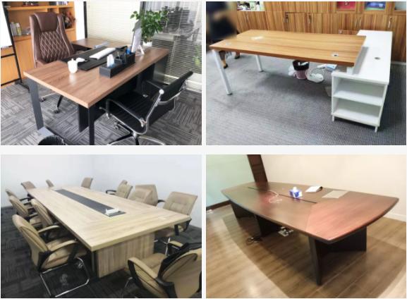 合步二手办公家具网,二手经理桌,主管桌