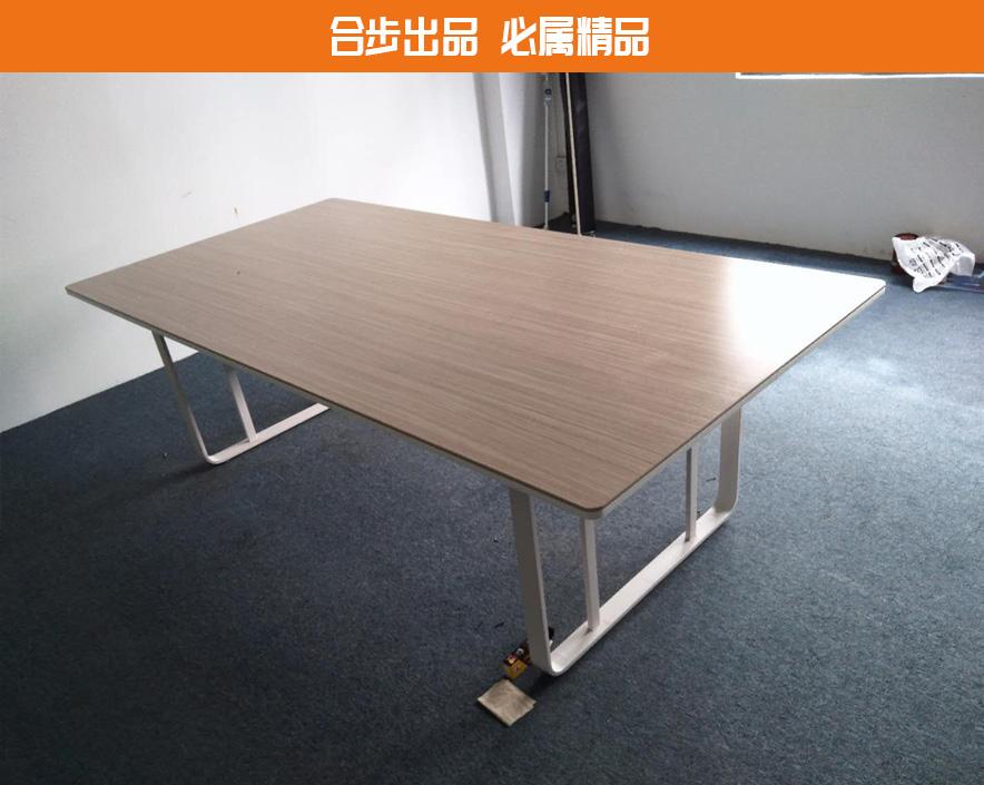 会议桌办公家具长方形办公会议桌洽谈桌长桌