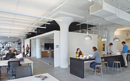 搭配时尚办公空间,你应该这样来选择办公家具