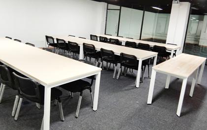 合步二手办公家具安装服务案例——石岩李总