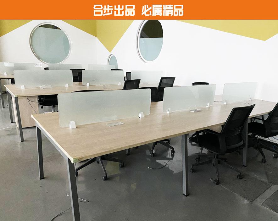 合步二手办公家具网,二手办公家具,办公卡位,办公桌,电脑桌组合,挡风板,简约现代卡座,屏风职员卡位