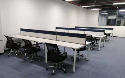 合步二手办公家具安装服务案例——清湖刘先生