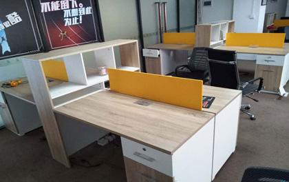 屏风办公桌有哪些优势?