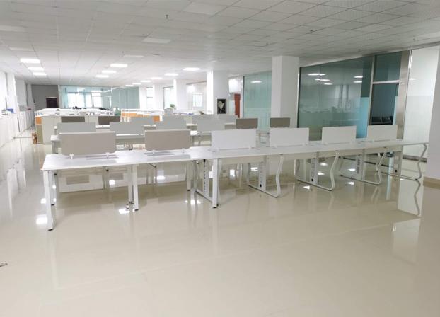 合步二手办公家具安装服务案例——观澜赵小姐