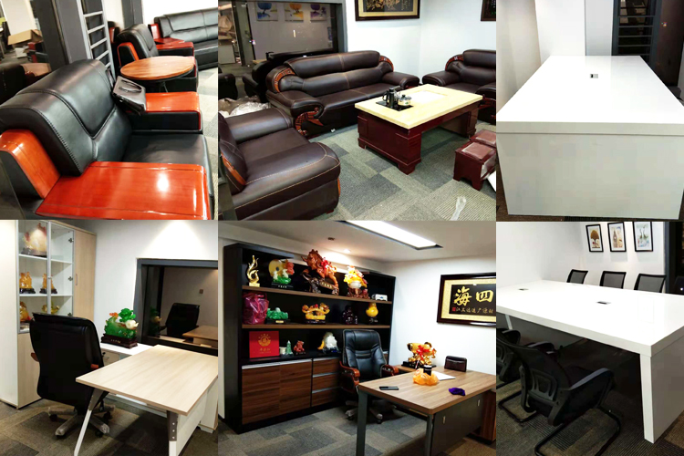 安装案例 | 新不如旧,二手办公家具魅力何在?