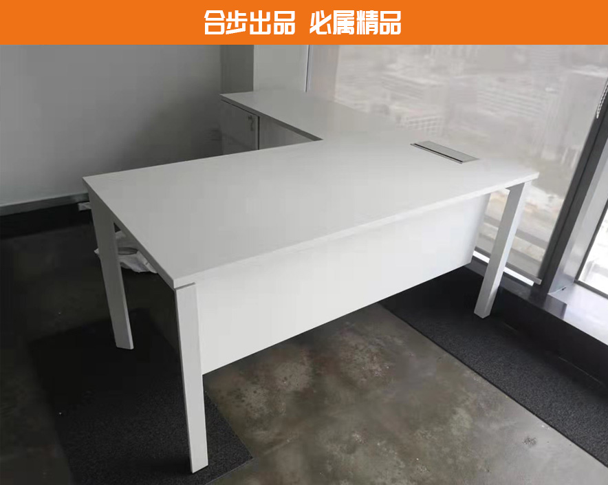 现代经理桌简约老板办公桌单人大班台主管桌