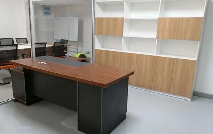 合步二手办公家具安装服务案例——松岗肖小姐