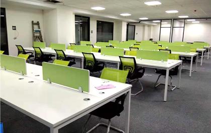 合步二手办公家具安装服务案例——宝安吕先生