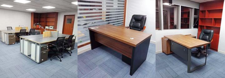 安装案例   新不如旧,二手办公家具魅力何在?