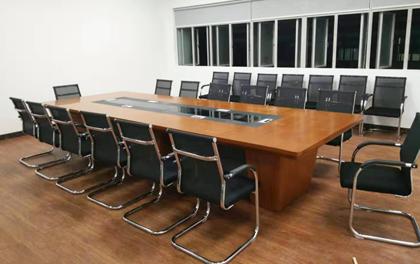 合步二手办公家具安装服务案例——福田赖先生