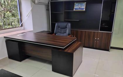 合步二手办公家具安装服务案例——华联大厦黄先生