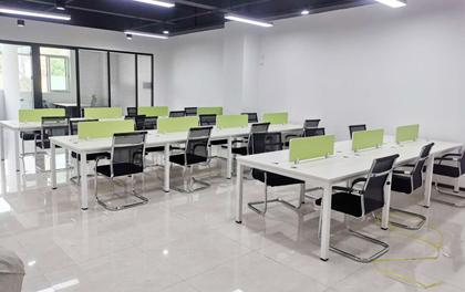 合步二手办公家具安装服务案例——南山赵先生