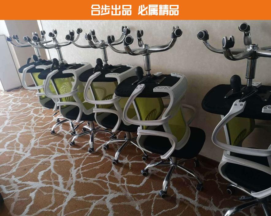 电脑椅靠背转椅休闲椅简约网布座椅会议椅办公椅